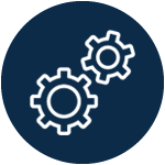 Cogs application icon