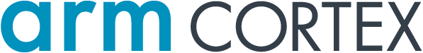 Text: arm CORTEX (logo).