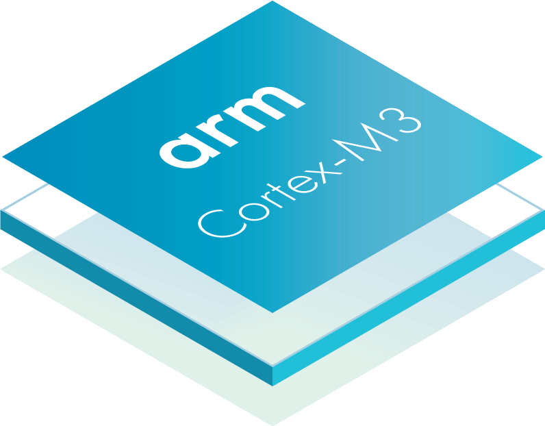Cortex-M3 - Hero chip