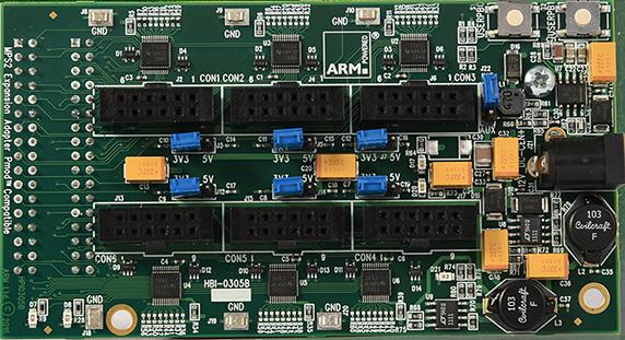 FPGA Prototyping Boards | Arm MPS2+ FPGA Prototyping Board – Arm