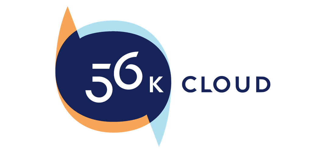 56k Cloud Logo