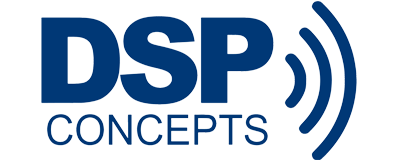 This is the partner logo for DSP Concepts