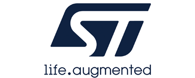 This is the partner logo for STMicroelectronics.