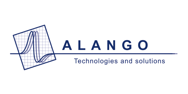 Alango - Technologies and Solutions (logo).
