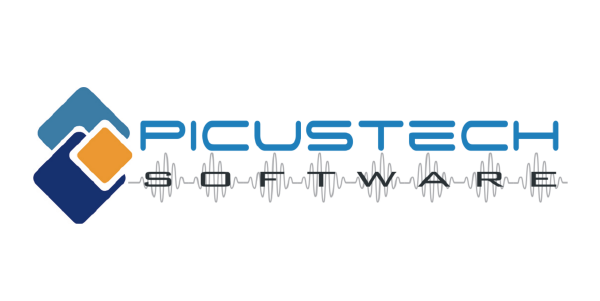Picustech software (logo).