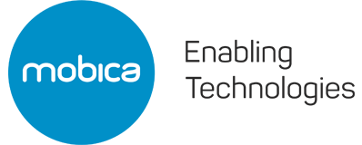 This is the partner logo for Mobica.