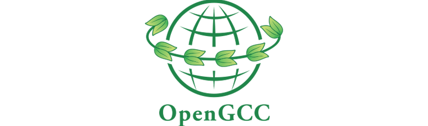 This is the logo for OpenGC, they are a ServerReady supporter.