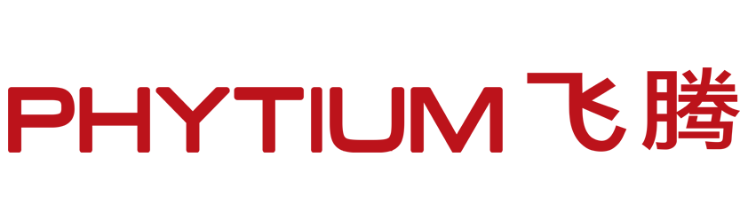 This is the logo for ServerReady supporter Phytium.