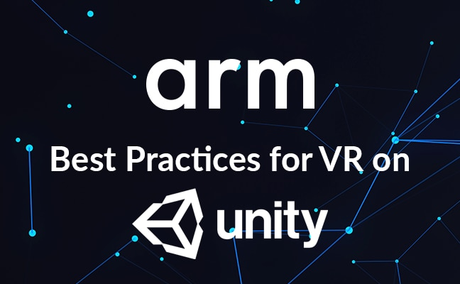 Best practices for VR on Unity