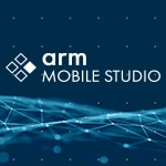Arm Mobile Studio tile card