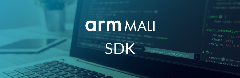 text: arm Mali, SDK