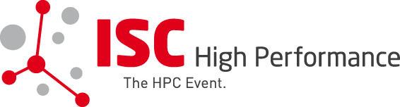 ISC - High Performance, The HPC Event (logo).