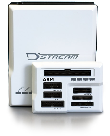 ARM DSTREAM DRIVER FOR PC